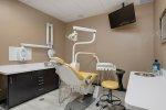 Gabinet dentystyczny - wnętrze